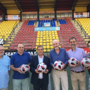 Edificis Positius arriba a la Unió Esportiva Sant Andreu