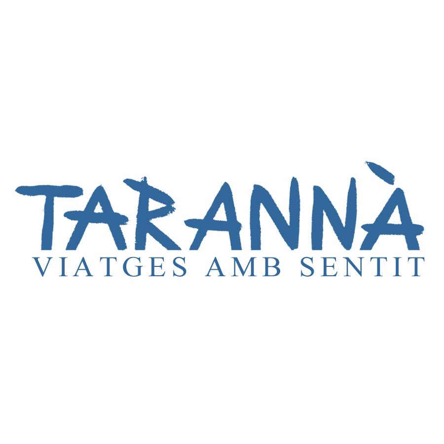 Logo Tarannà Viatges amb Sentit